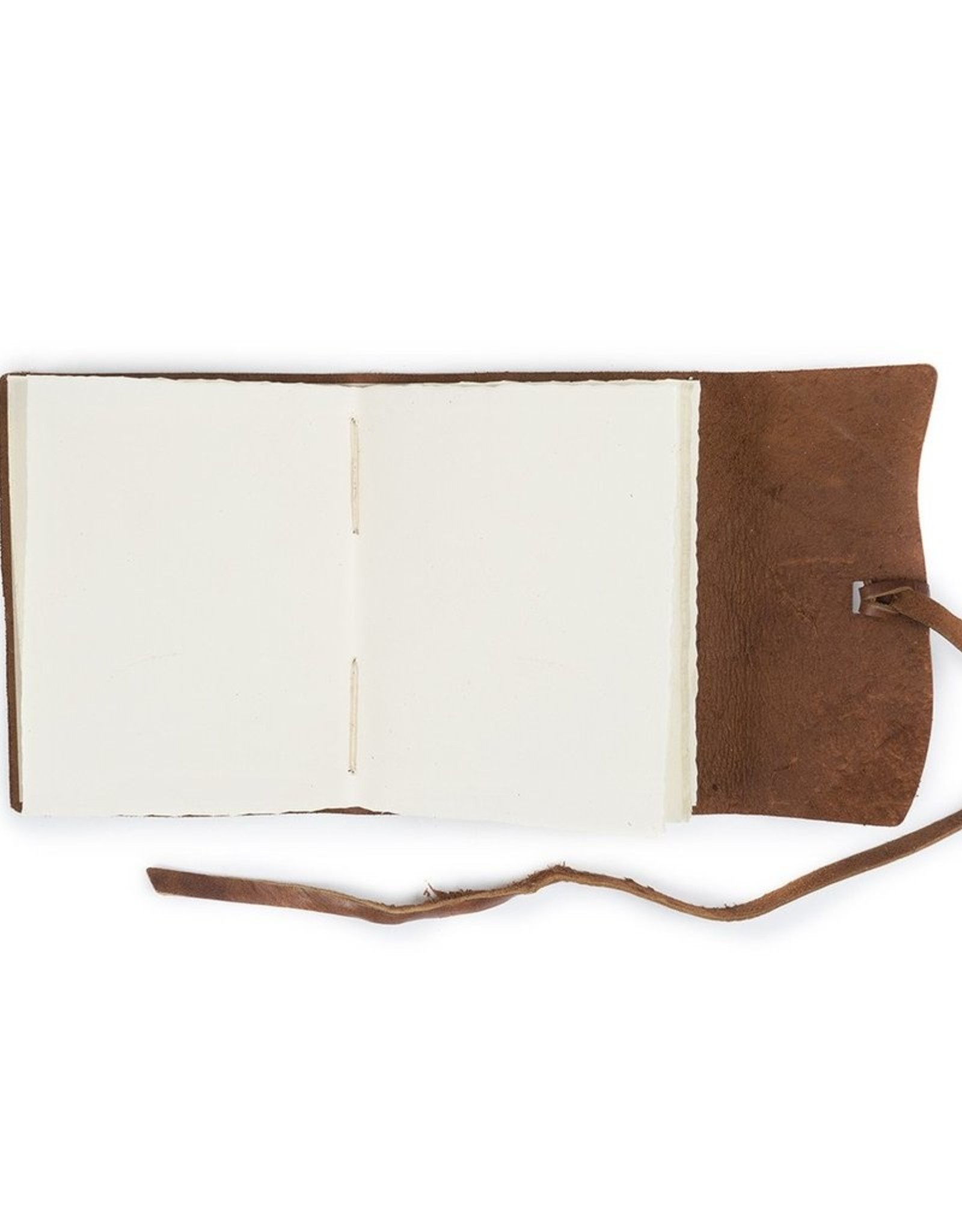 Rustico Leather Hand-Stitched Parley Journal