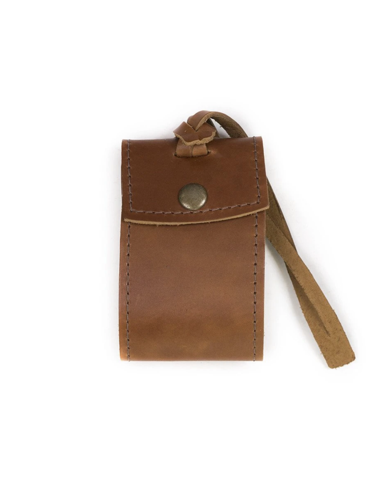 Rustico Security Leather Luggage Tags