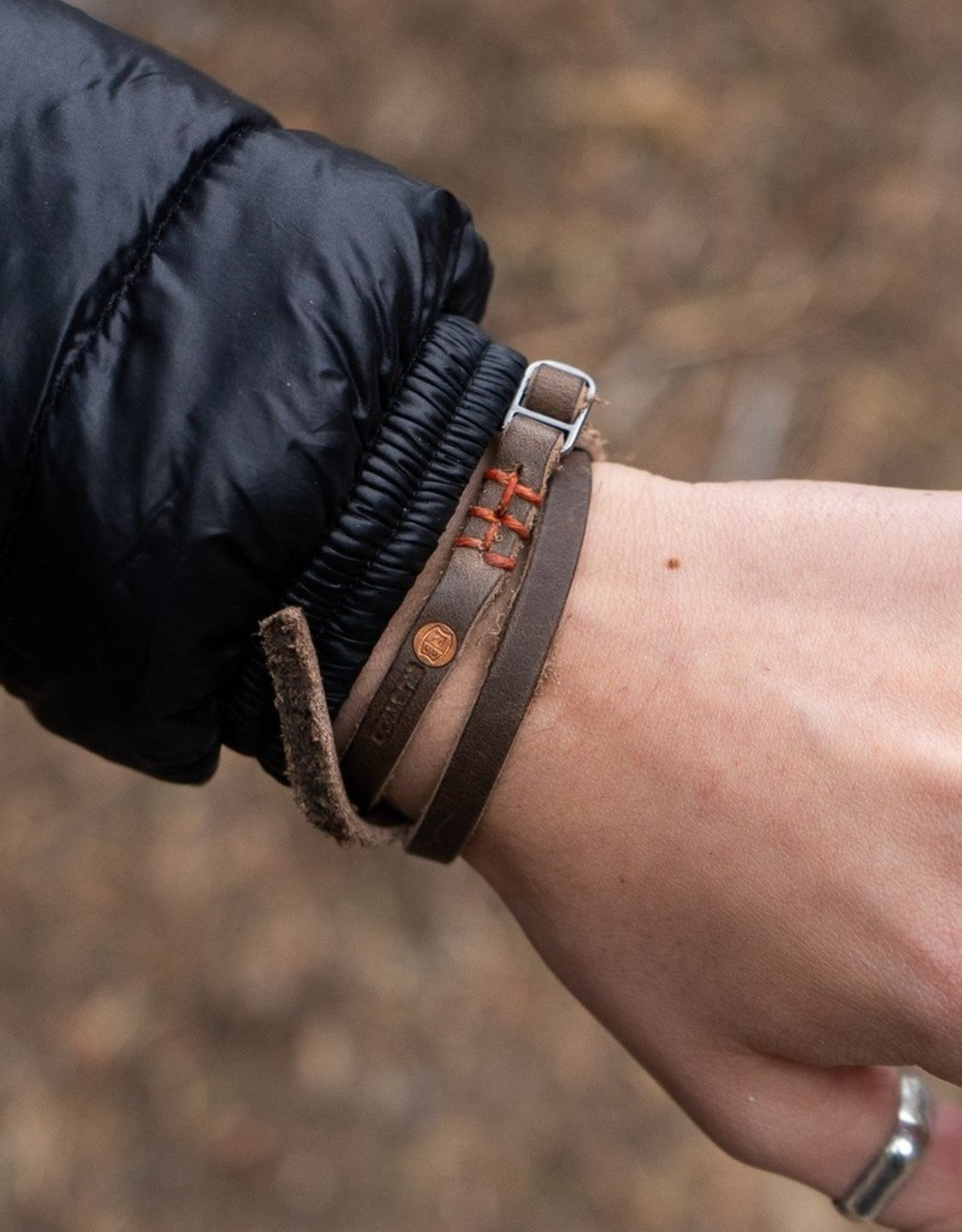 Rustico Indie Leather Bracelets by Rustico