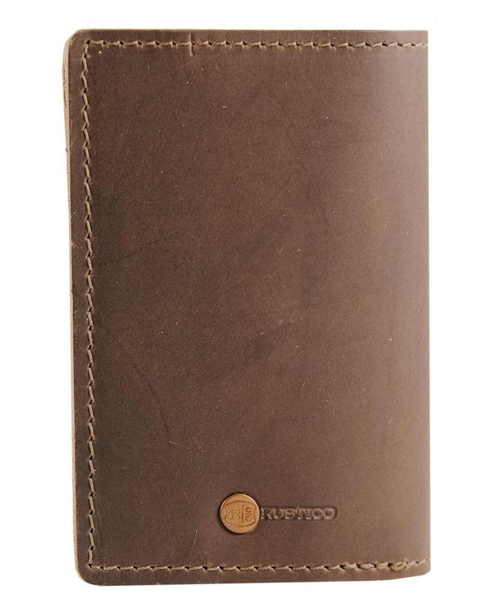 Rustico Leather Passport Covers by Rustico