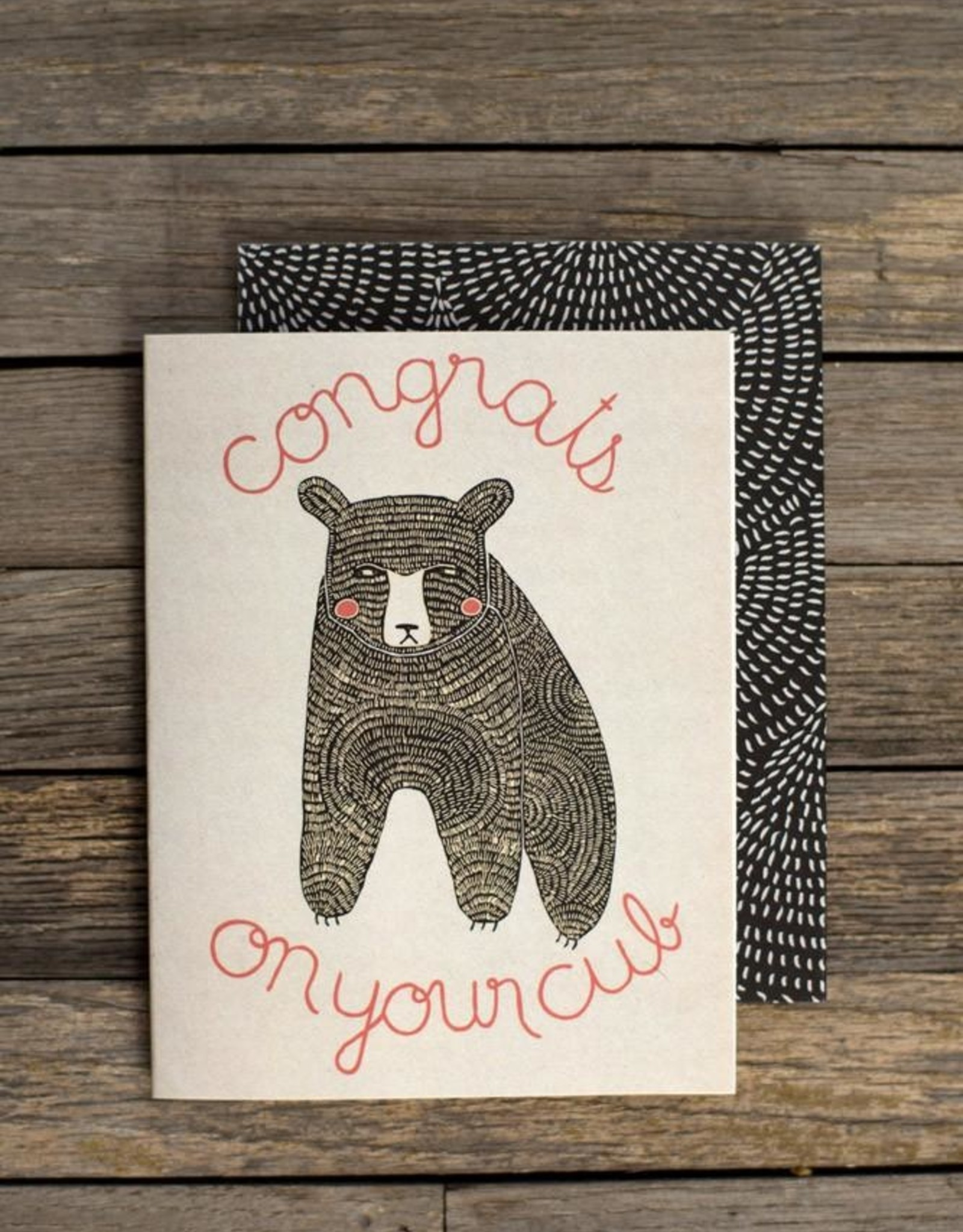 Gingiber Greeting Cards by Gingiber