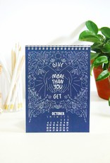 Gingiber 2020 Encouragement Calendar by Gingiber