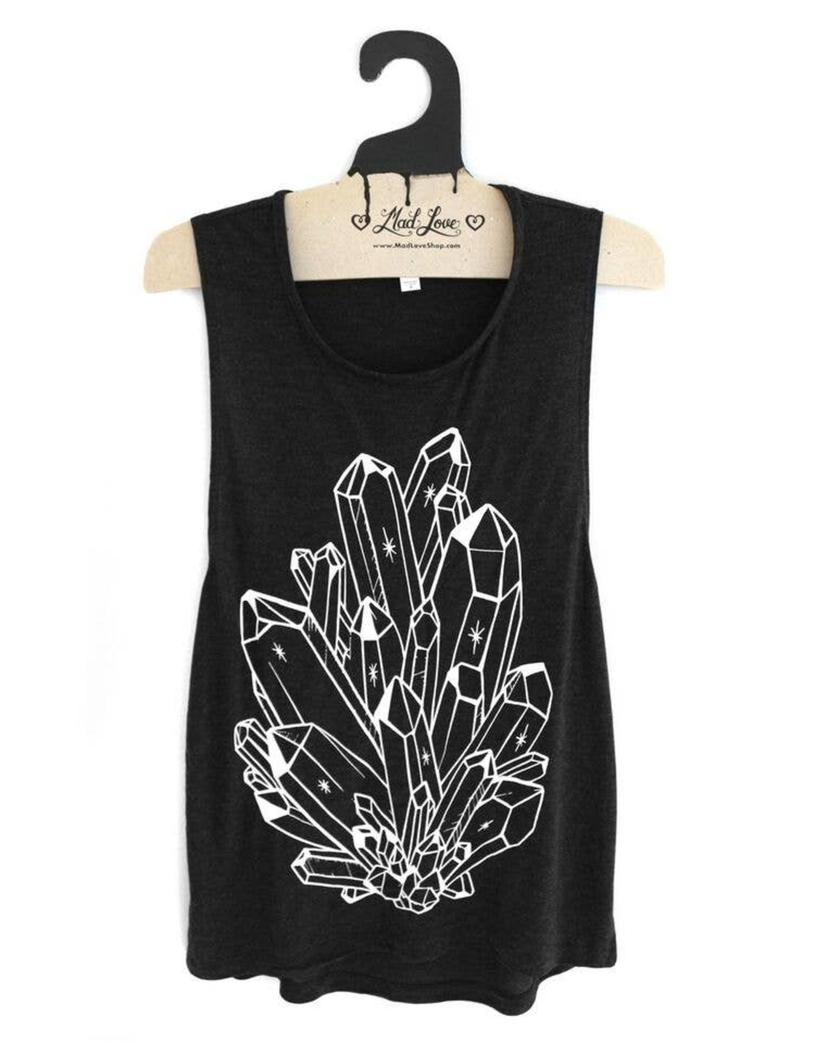 Mad Love Muscle Tanks by Mad Love