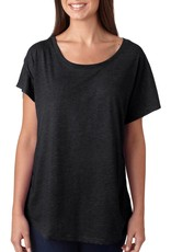Mad Love Tri-Blend Dolman Tees by Mad Love