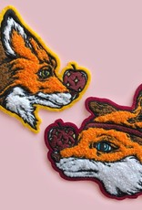 Kaitlin Ziesmer Chenille Iron On Patches by Kaitlin Ziesmer