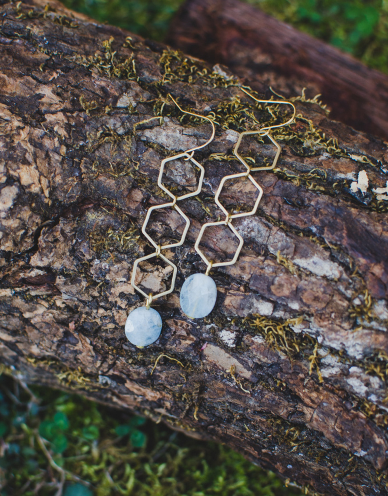 Bloom + Thistle The Cora Earrings by Bloom + Thistle
