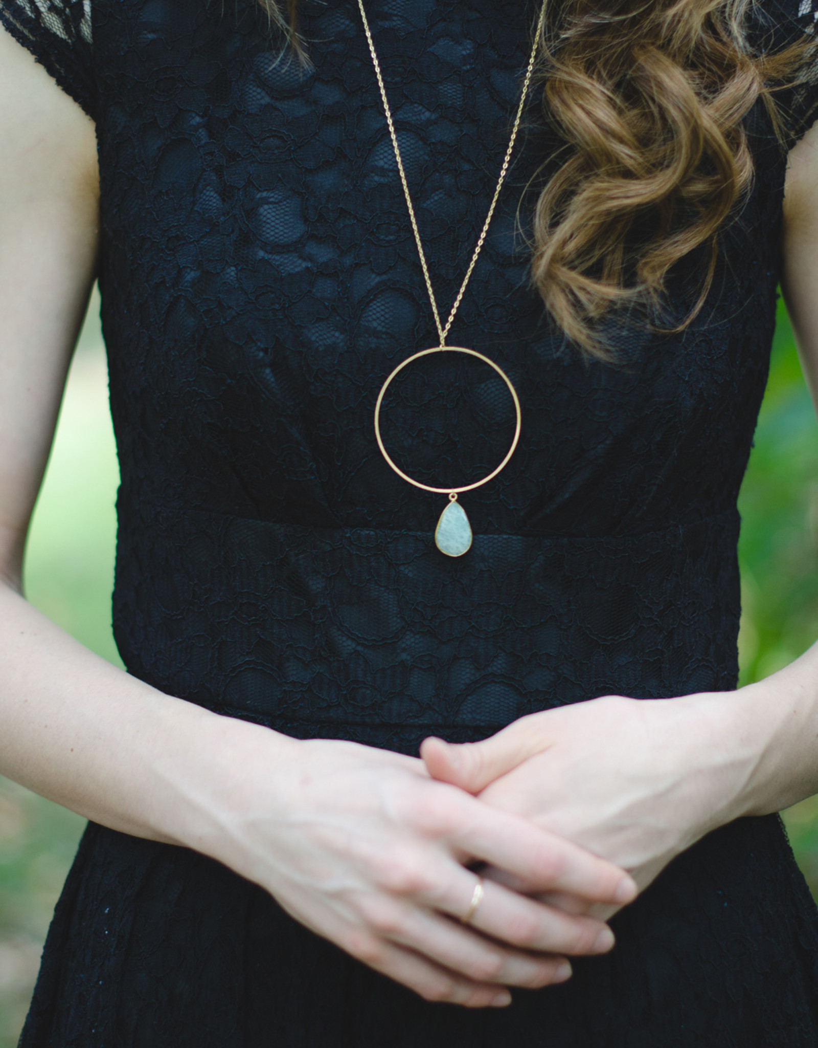 Bloom + Thistle The Imogen Necklace by Bloom + Thistle