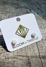 Bloom + Thistle The Vera Druzy Stud by Bloom + Thistle