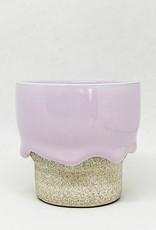 Brian Giniewski Drippy Pedestal Tea Cups by Brian Giniewski