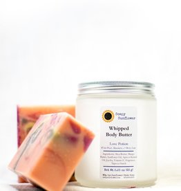 sunflower state soap Whipped Body Butters by Sunflower State Soap