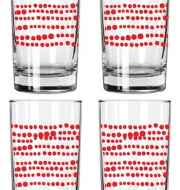 Erin Flett Drinking Glasses by Erin Flett