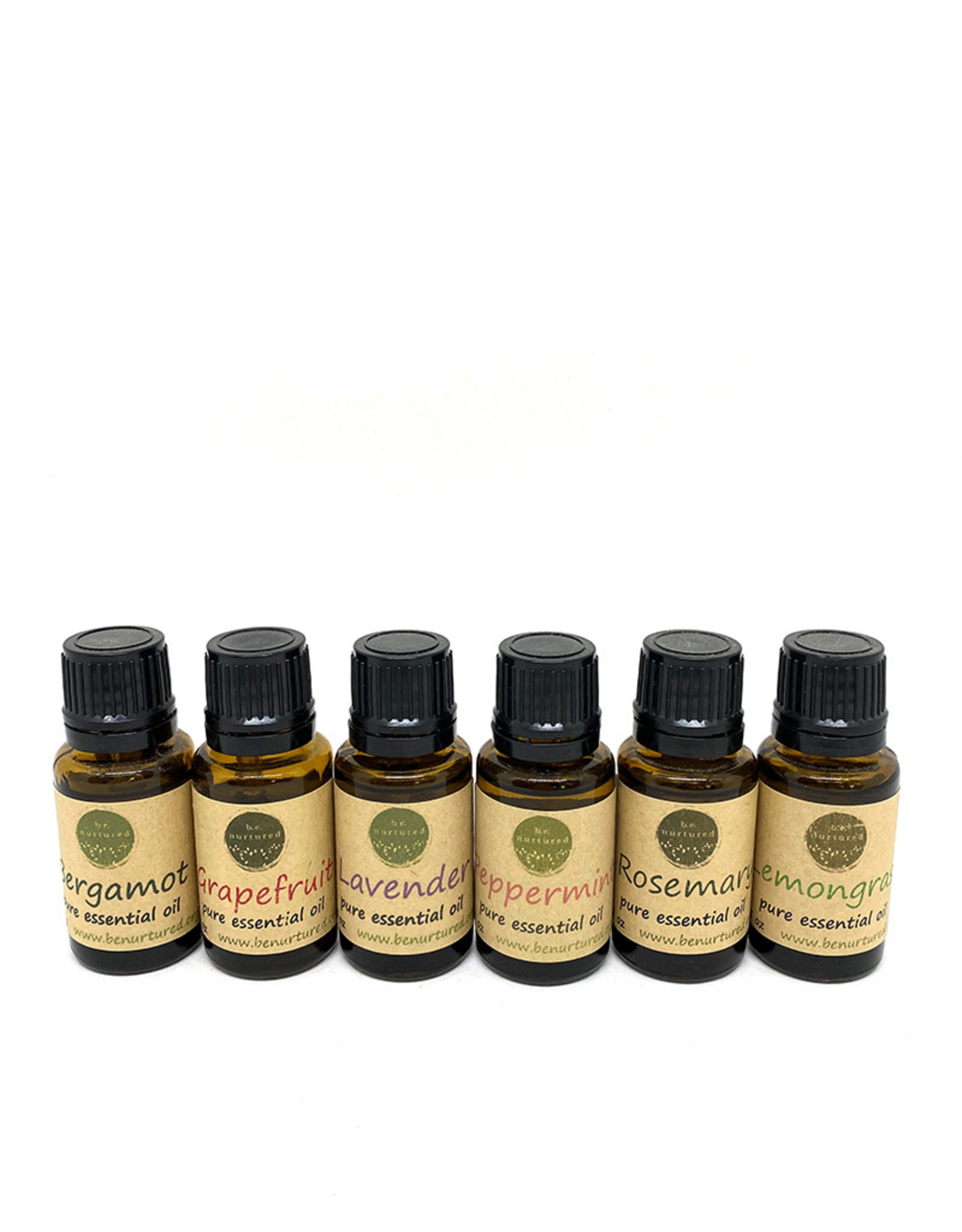 b.e. nurtured Essential Oils by b.e. nurtured