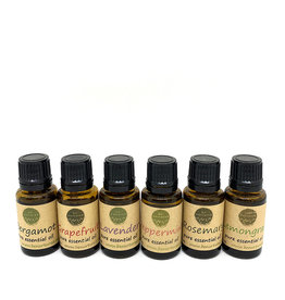 b.e. nurtured Essential Oils by b.e. nurtured