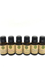 b.e. nurtured Essential Oil Blends/b.e. nurtured