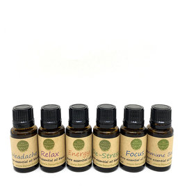 b.e. nurtured Essential Oil Blends/b.e. nurtured
