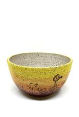Melanie Harvey Pottery Prairidise Bowls by Melanie Harvey Pottery
