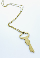 Tillydoro Key Necklace // Tillydoro