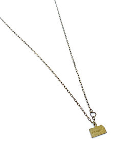 kizmet jewelry Kansas Heart Necklace by Kizmet Jewelry