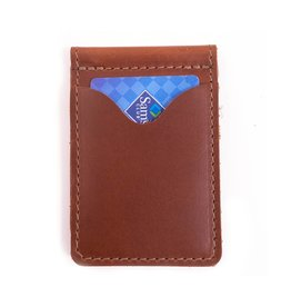 Rustico Money Clip Leather Wallets by Rustico