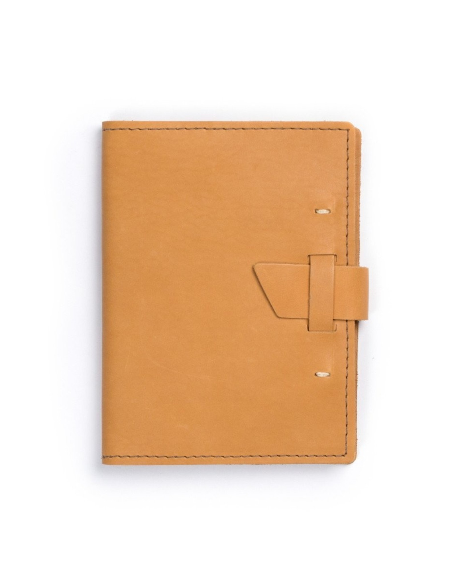 Rustico Wasatch Leather Refillable Notebooks by Rustico