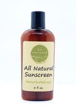 b.e. nurtured All Natural Sunscreen by b.e. nurtured