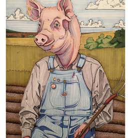 Ripp Harrison The Straw Pig // Ripp Harrison