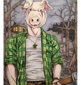 Ripp Harrison The Stick Pig // Ripp Harrison