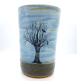 Melanie Harvey Pottery Stoneware Tumblers by Melanie Harvey Pottery