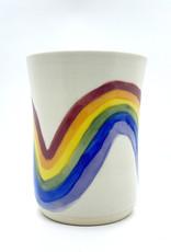 Melanie Harvey Pottery Stoneware Tumblers by Melanie Harvey Pottery