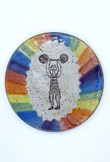 Melanie Harvey Pottery Stoneware Coasters by Melanie Harvey