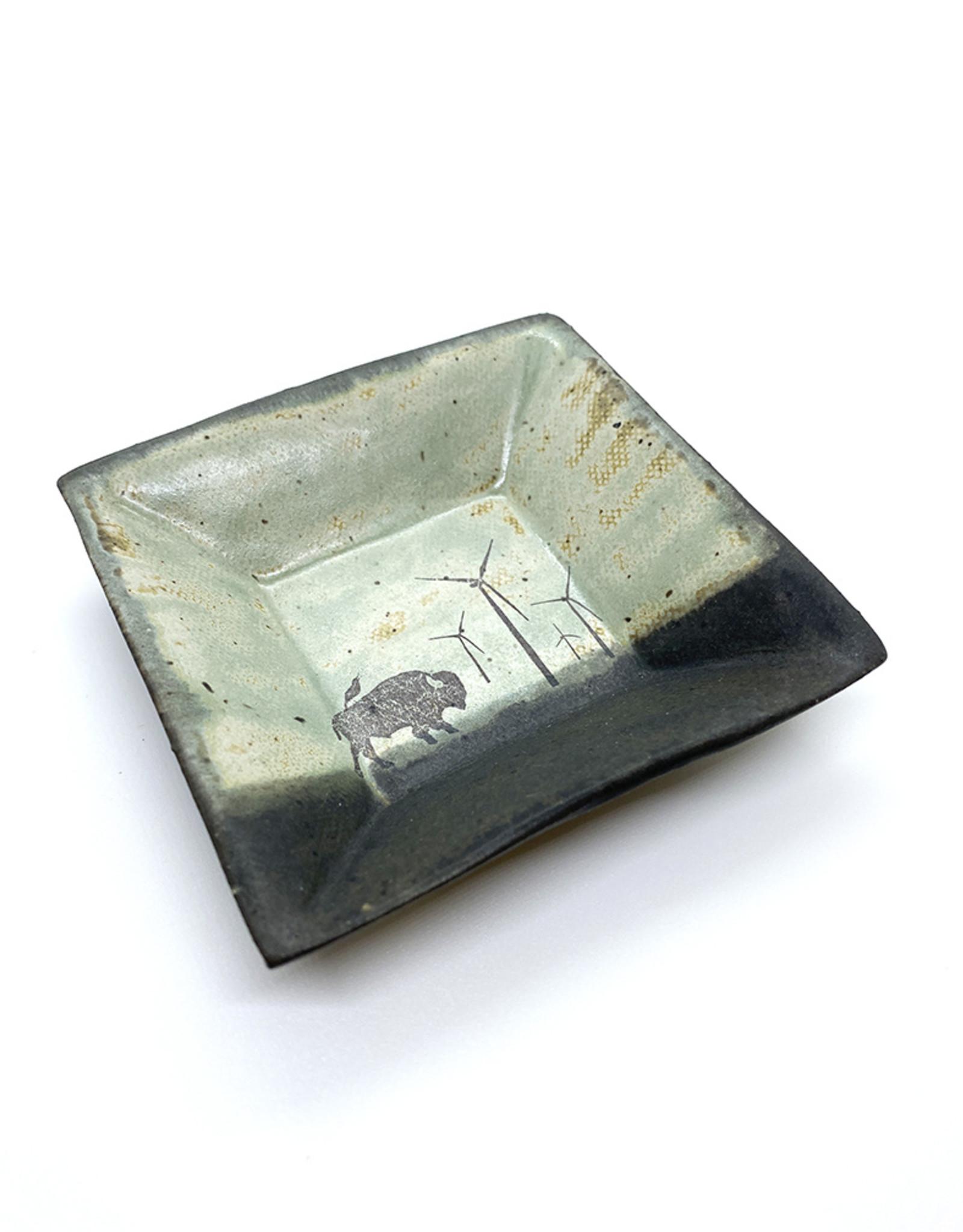 Melanie Harvey Pottery Mini Dishes by Melanie Harvey Pottery