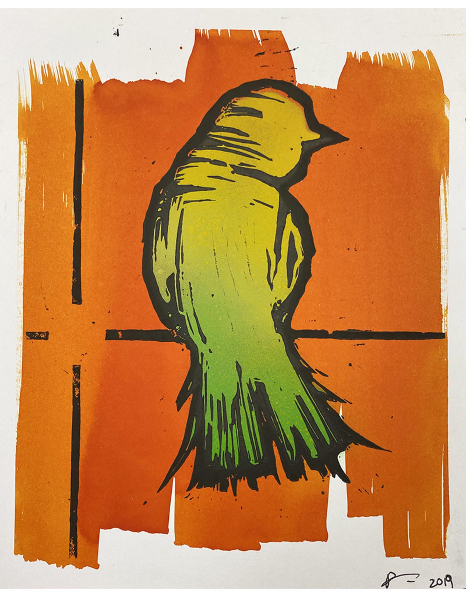 Paul Punzo Assorted Bird Prints by Paul Punzo