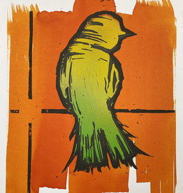 Paul Punzo Bird Prints by Paul Punzo