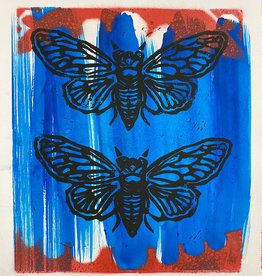 Paul Punzo Cicada Prints by Paul Punzo