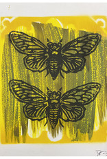 Paul Punzo Assorted Cicada Prints by Paul Punzo