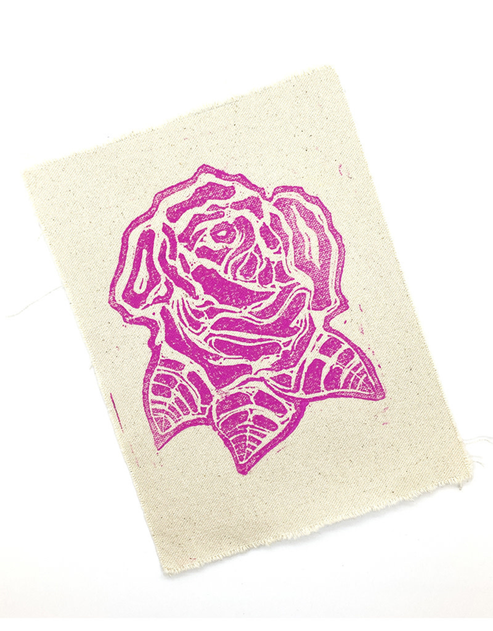 Paul Punzo Rose Patches by Paul Punzo