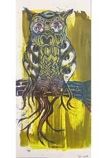 Paul Punzo Owl Prints by Paul Punzo