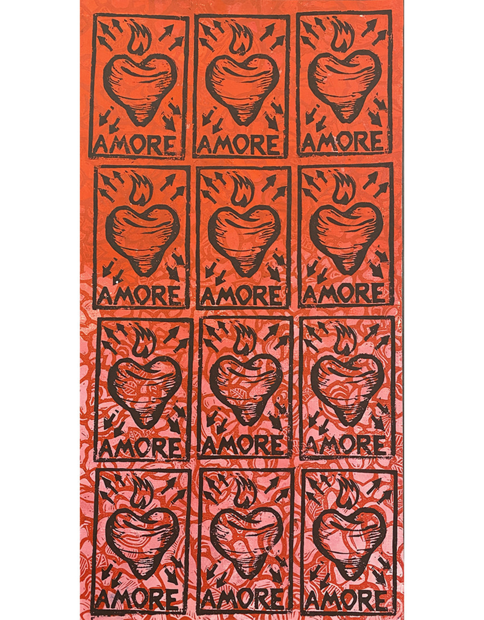 "Paul Punzo ""Amore"" Print by Paul Punzo"