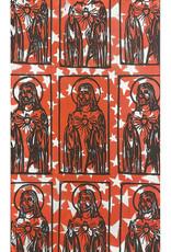 "Paul Punzo ""Jesus"" Wallpaper Print by Paul Punzo"