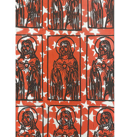 "Paul Punzo ""Jesus"" Wallpaper Print by Paul Punzo"
