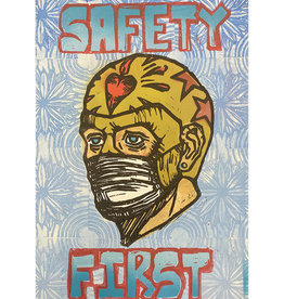 "Paul Punzo ""Safety First"" Print by Paul Punzo"