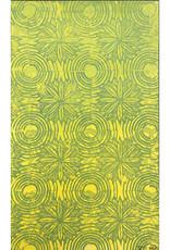 Paul Punzo Flowers + Circles 2 Wallpaper Print by Paul Punzo
