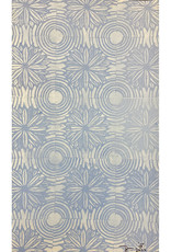 Paul Punzo Flowers + Circles 3 Wallpaper Print by Paul Punzo