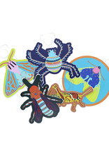 the loud cicada Assorted Stickers by The Loud Cicada
