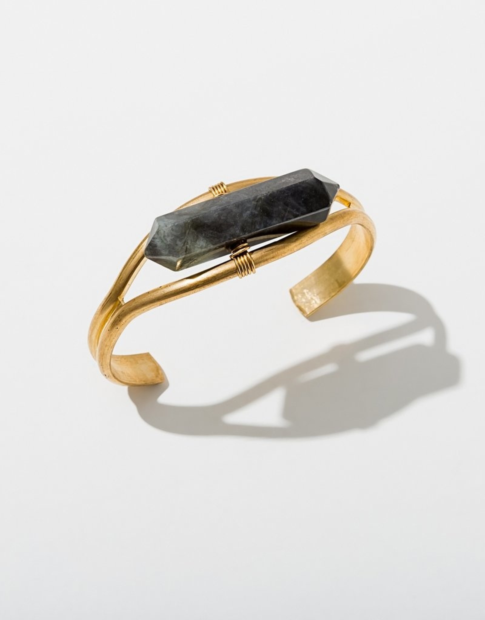 Larissa Loden Jewelry Crystal Cuff Bracelets by Larissa Loden