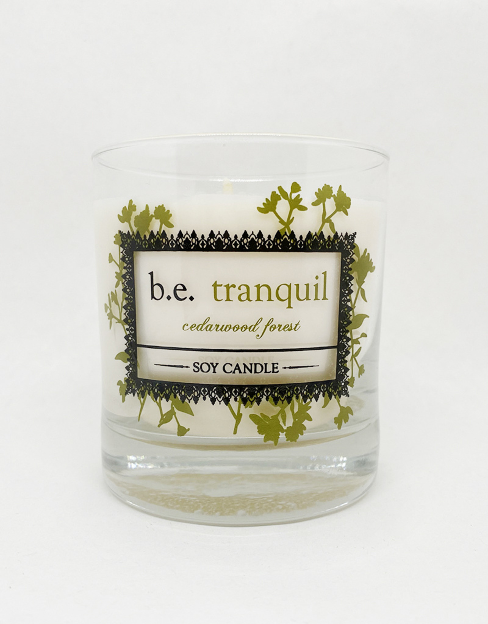 b.e. nurtured Soy Pillar Candles by b.e. nurtured