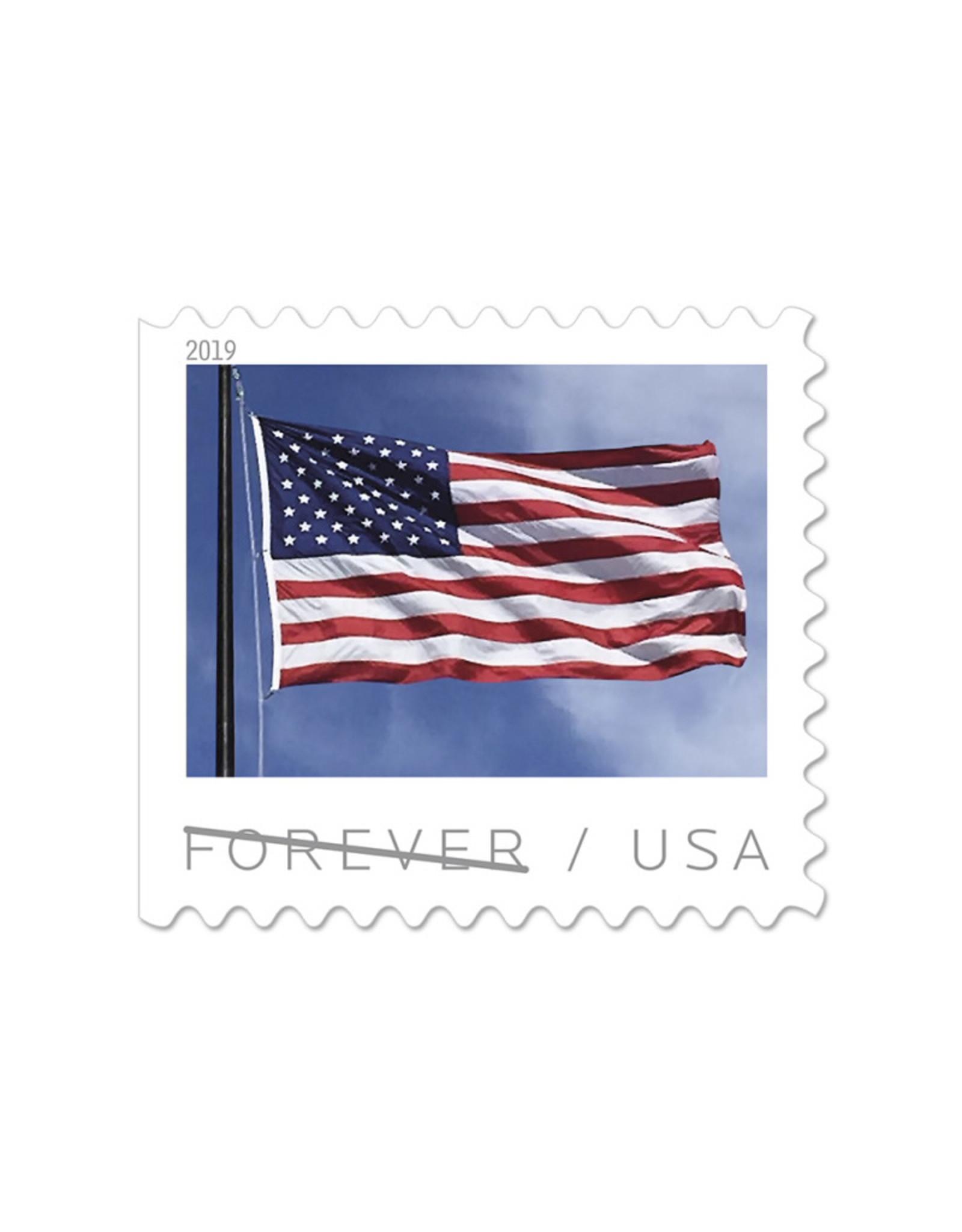 USPS One USPS Stamp