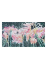 """Laurie Culling """"Columbines""""  Magnet by Laurie Culling"""