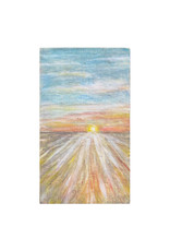 """Laurie Culling """"Sun Arise"""" Magnet by Laurie Culling"""