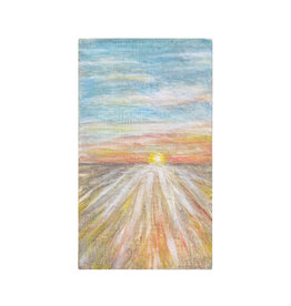 "Laurie Culling ""Sun Arise"" Magnet by Laurie Culling"